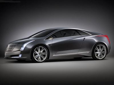 Cadillac Converj Concept. Фото Cadillac