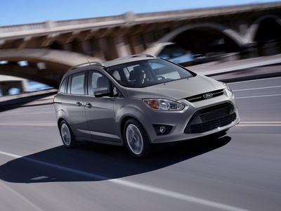 Ford C-Max. Фото Ford