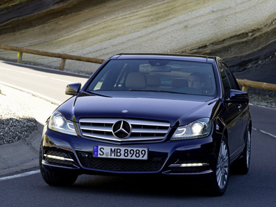 Обновленный Mercedes-Benz C-Class. Фото Mercedes-Benz
