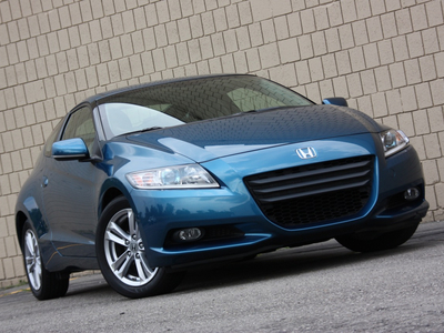 Honda CR-Z Japan Car of the Year. Фото Honda