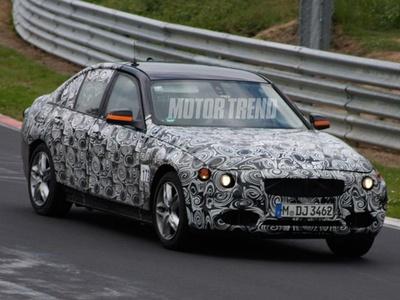BMW 3 Series следующего поколения. Фото с сайта motortrend.com