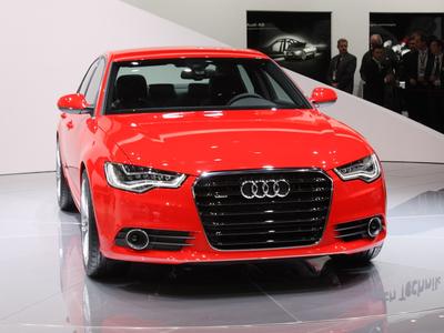 Audi A6. Фото с сайта autoblog.com