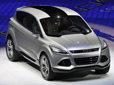 Ford Vertrek Concept. Фото с сайта autoblog.com