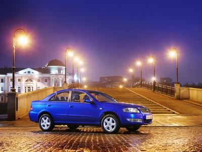 Nissan Almera Classic. Фото Nissan