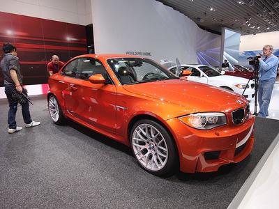 BMW 1 Series M Coupe. Фото Ленты.ру