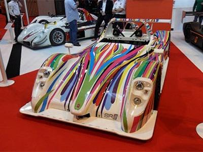 Radical SR3 SL. Фото с сайта autocar.co.uk