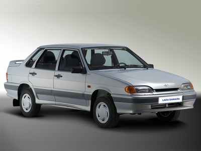 """Lada 2115. Фото """"АвтоВАЗа"""""""