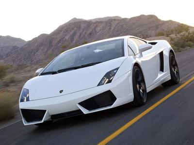 Lamborghini Gallardo LP560-4. Фото Lamborghini