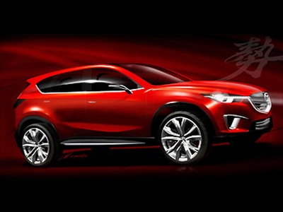 Mazda Minagi. Фото Mazda