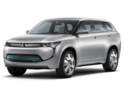 Mitsubishi Concept Px-MiEV. Фото Mitsubishi
