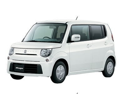 Suzuki MR Wagon. Фото Suzuki