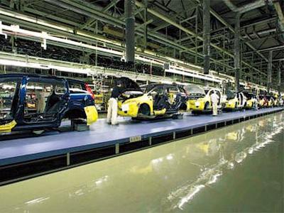 Завод Mazda. Фото с сайта octanereport.com