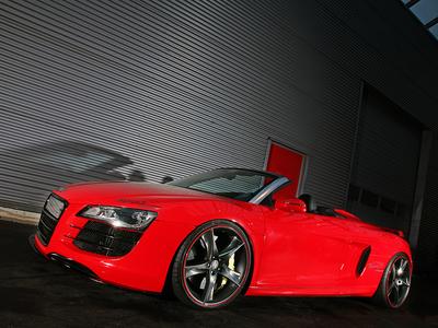"Audi R8 Spyder ""Galactic"" от Sport-Wheels. Фото Sport-Wheels"