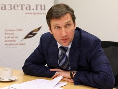 Андрей Дементьев. Фрагмент фото с сайта minpromtorg.gov.ru