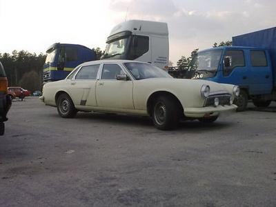 "Jaguar XJ40 ""ГАЗ-21"". Фото Carscoop"