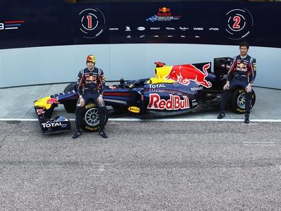 RB7. Фото Red Bull Racing
