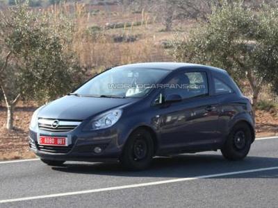 Opel Allegra. Фото с сайта worldcarfans.com
