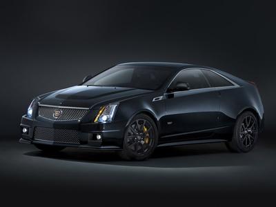 Cadillac CTS-V Black Diamond Edition. Фото Cadillac