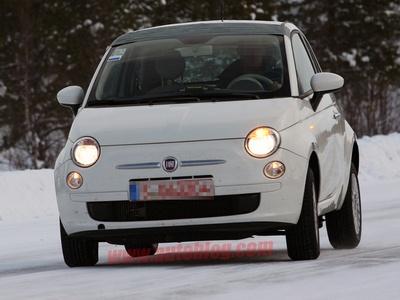 Fiat 500 4X4. Фото с сайта autoblog.com