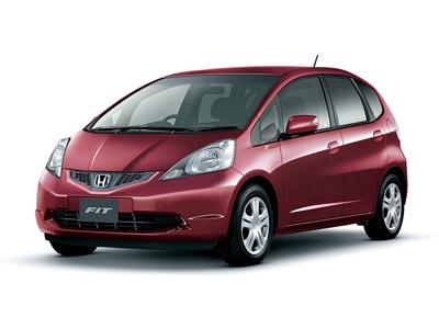 Honda Fit. Фото Honda