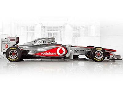 McLaren MP4-26. Фото McLaren