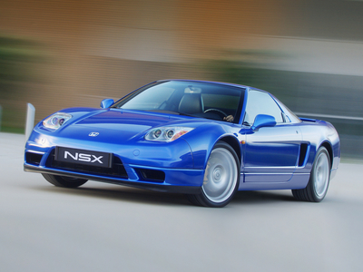 Honda NSX. Фото Honda