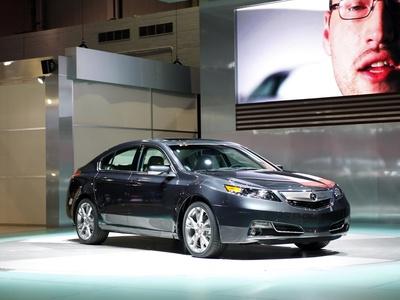 Обновленный Acura TL. Фото с сайта autoblog.com