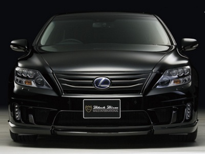 LEXUS LS Sports Line Black Bison Edition. Фото Wald