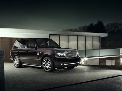 Range Rover Autobiography Ultimate Edition. Фото Land Rover