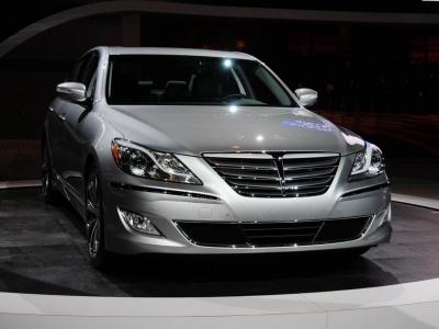 Hyundai Genesis. Фото с сайта autoblog.com