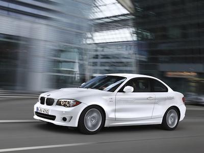BMW 1-Series ActiveE. Фото BMW