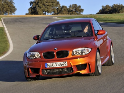 BMW 1 Series M Coupe. Фото фирмы BMW с сайта autoreview.ru