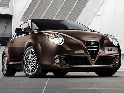 Alfa Romeo MiTo (2011). Фото Alfa Romeo
