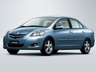 Toyota Vios. Фото Toyota