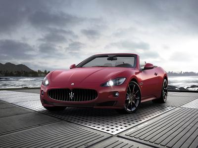 Maserati GranCabrio Sport. Фото Maserati