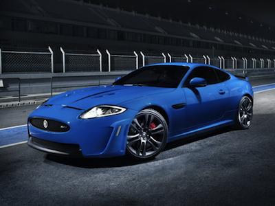 Jaguar XKR-S. Фото Jaguar