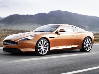 Фото Aston Martin