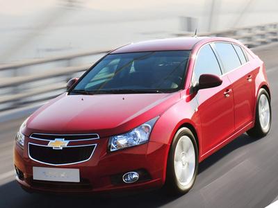 Хэтчбек Chevrolet Cruze. Фото с сайта autotelegraaf.nl