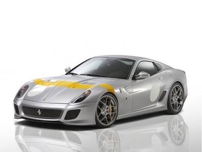 Ferrari 599 GTO от Novitec Rosso. Фото Novitec Rosso