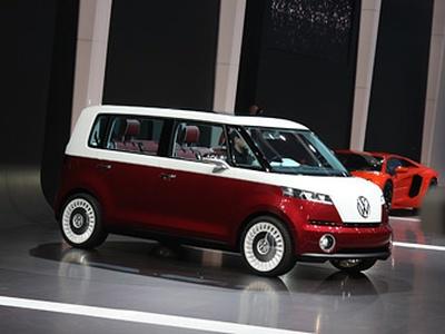 """Volkswagen New Bulli. Фото """"Авто.Ленты"""""""