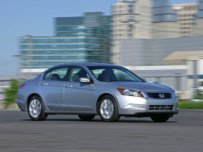 Honda Accord. Фото Honda