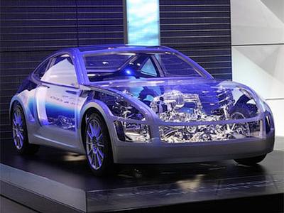 Subaru Rear-Wheel-Drive Sports Car. Фото Ленты.ру