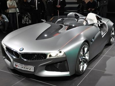 BMW Vision ConnectedDrive Concept. Фото с сайта autoblog.com