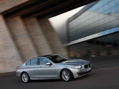 BMW 5 Series. Фото BMW