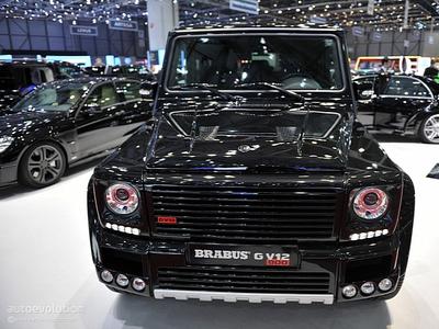 Brabus 800 Widestar. Фото с сайта autoevolution.com
