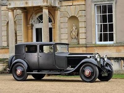 Rolls-Royce Phantom II. Фото с сайта bonhams.com