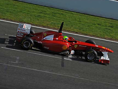 Ferrari 150° Italia. Фото Ferrari