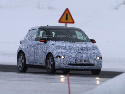 BMW i3. Фото с сайта worldcarfans.com