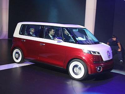 VW New Bulli. Фото Ленты.ру
