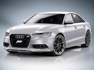 Audi A6 от ABT. Фото ABT Sportsline